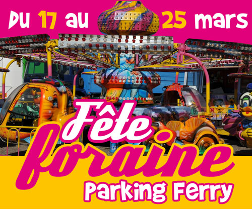 La fête foraine s\'installe à Marly - Ville de Marly || Site officiel ...
