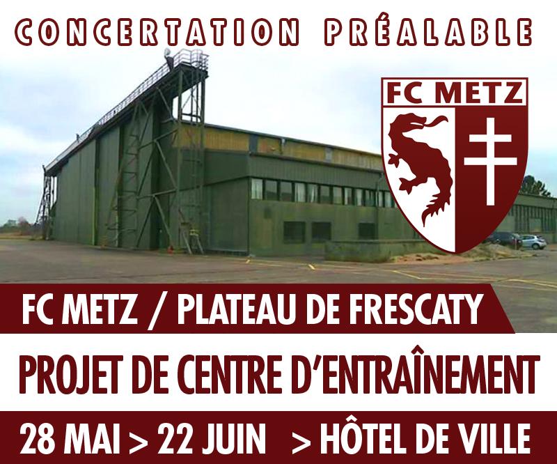 Projet du Centre d\'entraînement du FC Metz - Ville de Marly || Site ...
