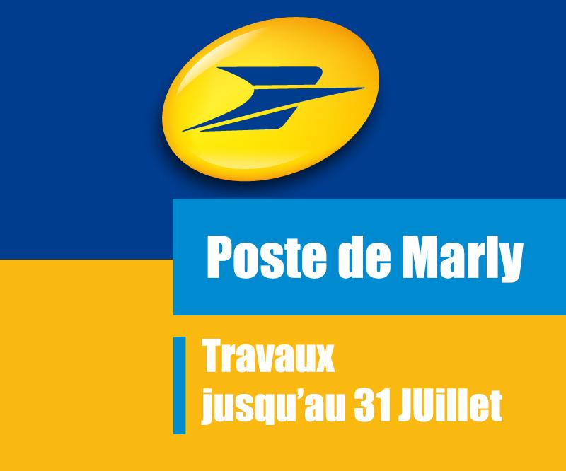 Travaux au bureau de Poste de Marly - Ville de Marly || Site ...